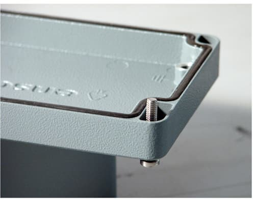 Aluminum Junction Box _Pull Box _ HSBOX_