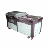 Doubles vacuum packing machine