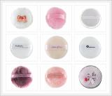 Fluffy Puff, Polyester & Glitter Puff