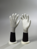 Copper ESD PU Palm Coated Glove