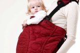 POGNAE Baby Carrier Cover for winter