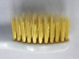 Nano gold toothbrush