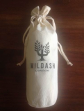 100- Cotton Bottle wine Bag