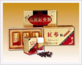 Korean Red Ginseng Extract Gold Capsule