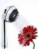 Therapy Shower Head with Anion Antibacterial Massage Function