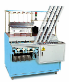 Automatic sewing thread winder