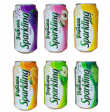 Tropicana Sparkling_ Soda_ Soft drink_Korean beverage_Fruit