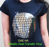 Metallic Thermal Transfer Flex
