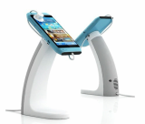 HOT security anti-theft display stand holder with alarm systems for mobile phone,MP3 and MP4