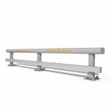 Aluminum Safety Barrier