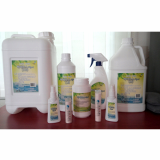 Sterilizing- disinfectant solution