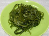 KUKI WAKAME_STEM of SEA MUSTARD_