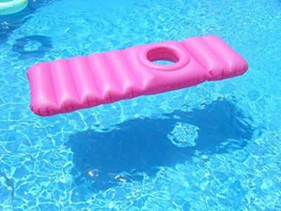 Beautiful Custom Inflatable Maternity Pool Air Mattress For Pregnant