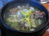 Kalbitang(beef-rib soup)