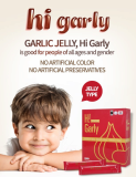 Lactobacillus fermented garlic jelly