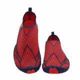 Aqua Shoes,Yoga,Fitenss--Ballop Leaf Red