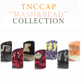TNCCAP -MASH-BEAD- COLLECTION-caps-hats