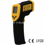 Infrared digital food thermometer