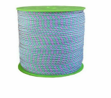 24 strand polyester/polypropylene Filament double Braided rope / mixed rope