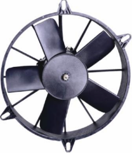 Dc brushless condenser fan replace spal ax24bl004c b280 for Variable speed condenser fan motor