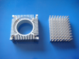LED Downlight Anodized Heat Sink Extruded With ISO Approval OEM
