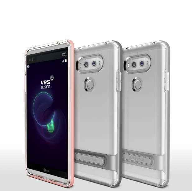 LG V20 _ Crystal Bumper _ mobile phone case