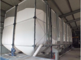 EPS Storage Silos For EPS Beads