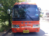 KOREA USED BUS HYUNDAI NEWAERO