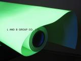 Photolumienscent vinyl