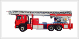 [Fire Truck]High Ladder Truck