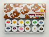 Rilakkuma Poster 12 Color sets 10mL