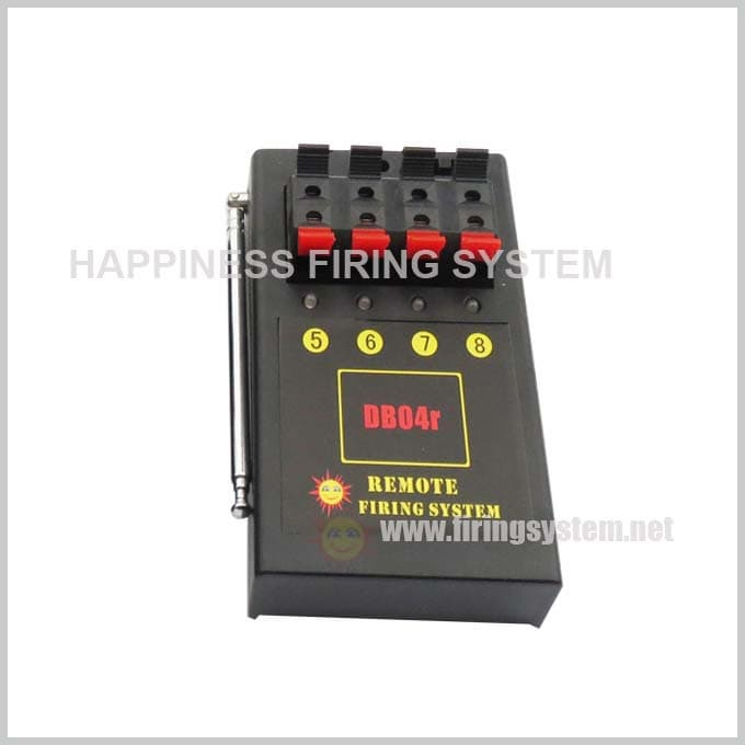 96 cues remote control firing system_ sequential_salvo function_DBR05-X4_96_