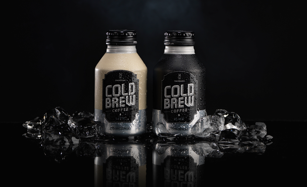 Handium Cold Brew Coffee BLACK