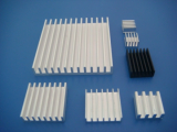 Aluminum Extruded Heat Sink For Consumer Elec