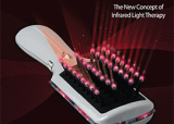 Infrared Light Therapy Device for Scalp