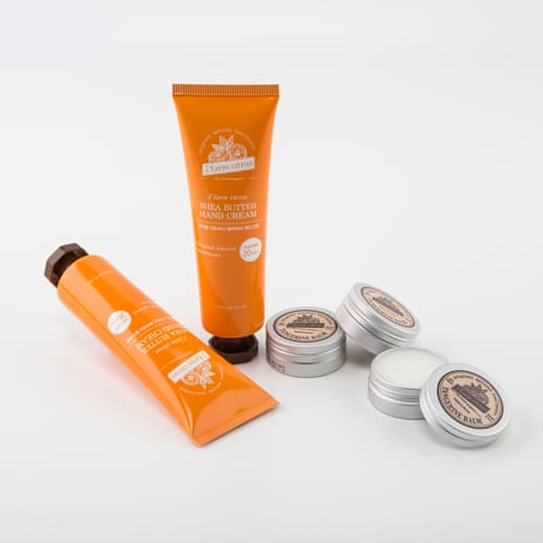 J_ farm citrus Shea Butter Hand Cream