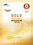 [KOREAN] AMICELL GOOD FACE GOLD MASK SHEET