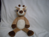 MUSICAL ANIMAL SOFT TOY