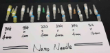 Nano Needle for mesotherapy purposes