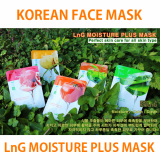LnG MOISTURE PLUS MASK 5TYPE