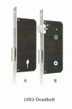 Euto Mortise Lock Body _LK02_DEADBOLT_