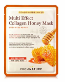 Fromnature Collagen Honey Mask sheets