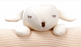 _minkelepang_ Sheep Baby Organic Pillow