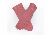 lovely cute women lady wool gloves