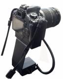 security SLR camera metal alarm display locks racks zips stands holders for shop display
