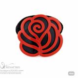 Roseline ponytail holder