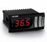 -FX3QR- Digital Temp Controller PT100 -Relay output 4 points-