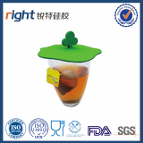 Various Styles Silicone Cup Lids