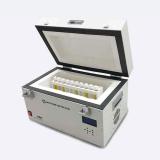 Smart microbe detector