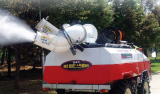 Self-propelled remote area sprayer HA-2000TCSⅠ/Ⅲ